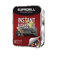 Supagrill Complete Barbeque Tray
