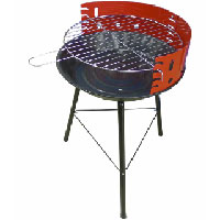 Green Arrow Barbeque 4-Level (36x36 x51.5cm)