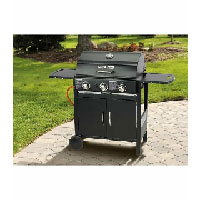 Gas grill 3 burner ST Barbeque