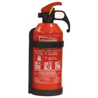 Streetwize Fire Extinguishers  (EN3/CE62 Standard) - 1 kg Dry Powder ABC