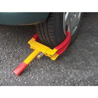 Streetwize Wheel Clamp - Claw type