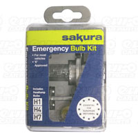 Sakura Emergency Bulb Kit