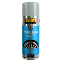 Hycote Wheel Paint Alloy 400ml