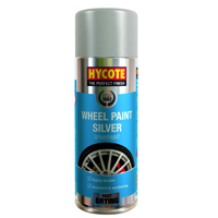 Hycote Wheel Paint Silver 400ml