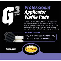Farecla G3 Pro Applicator Waffle Pads 2-pack