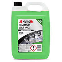 Holts Shampoo & Wax 5 Litre