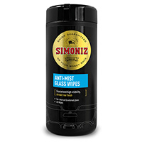 Simoniz Antimist Glass Wipes Tub