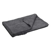 Auto Finesse Duo Edgeless Black Micro Fibre Cloth