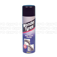 Carplan Wonder Tyres Aerosol 500ml