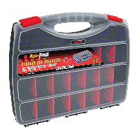 Am-Tech 380mm Plastic Storage Box & Organiser