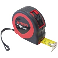 Am-Tech Measuring Tape 7.5mtr