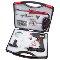 Am-Tech Soldering & Gluing Tool Kit