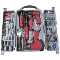 Am-Tech Air Tool Kit 77pc