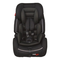 Car Child Seatblack White Group 1/2/3 Isofix