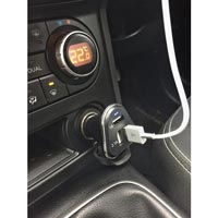 Streetwize Triple Car Charger