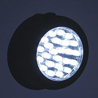 Am-Tech 24 Led Worklight With Batteries