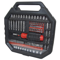 Am-Tech 101pc Screwdriver & Bit Set