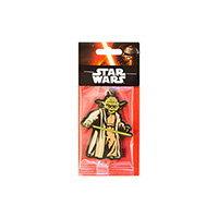 Star Wars Yoda Air Freshener - Apple