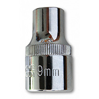 Super Lock Socket 1/2 Drive 9mm