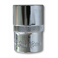 Super Lock Socket 1/2 Drive 18mm