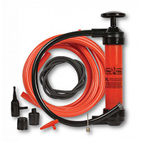 Transfer Pump with Hoses