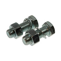 Maypole Nuts & Bolts M16 x 45mm
