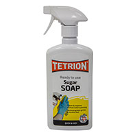 Tetrion Sugar Soap (Trigger) 500ml