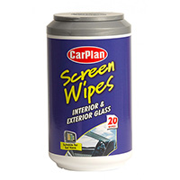 Carplan WindScreen Wipes Mini Tub x20