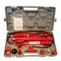 Portable Hydraulic Jack In Case - 10tonne
