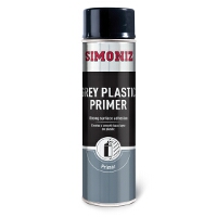 Simoniz Grey Plastic Spray Primer 500ml