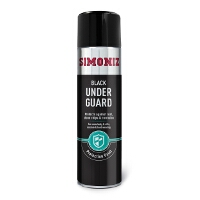 Simoniz Underguard Black Spray 500ml