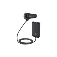 Belkin Belkin Road Rockstar: 4-Port Passenger Car Charger