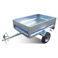 Maypole Large Trailer 2205 x 1340 x 890