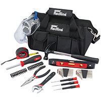 Draper Redline 46pc Tool Kit & Storage Bag