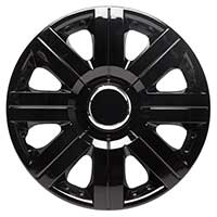 Top Tech Torque 14 Inch Wheel Trims Gloss Black (Set of 4)
