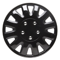 Top Tech Motion 13 Inch Wheel Trims Gloss Black (Set of 4)