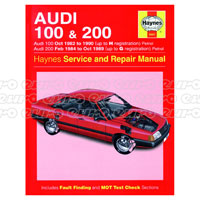 Haynes manuals haynes workshop repair manuals euro car parts click to enlarge haynes workshop manual audi 100 200 petrol oct 82 90 up to fandeluxe Image collections
