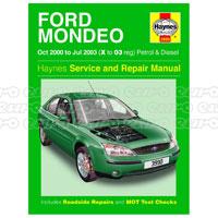 Haynes manuals haynes workshop repair manuals euro car parts click to enlarge haynes workshop manual ford mondeo petrol diesel oct 00 jul 03 x fandeluxe Gallery