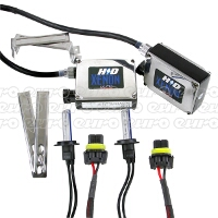 Ultra H4 Hi/Lo HID Bi Xenon Conversion Kit 6000K