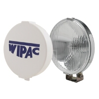 "Ultra 5.5"" Chrome Fog Lamps - Pair (with covers)"