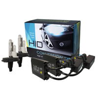 Brightstar H4 HI/LO HID Conversion Kit 8000K Slim Ballast