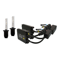 Brightstar H1 HID Coversion Kit 8000K Canbus Slim Ballast
