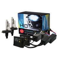 Brightstar H4 HI/LO HID Coversion Kit 6000K Canbus Slim Ballast