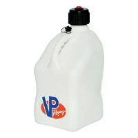 VP Racing 20L Quick Fuel Jug Square White
