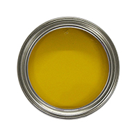 E-TECH Yellow Brake  Caliper Paint Kit (Includes Cleaner, Paint, Brush)