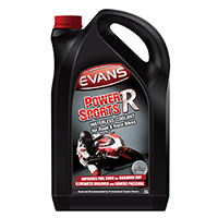 Evans PowerSports 'R' Waterless Coolant (Motorcycle) 5Ltr