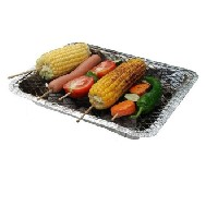 Disposable Picnic Barbeque