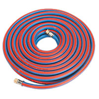 "Sealey AH15R Air Hose 15mtr x 8mm with 1/4""BSP Unions Extra Heavy-Duty"