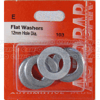Flat Washers 12mm