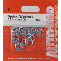 Spring Washers 5mm & 6mm